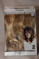 "BALMAIN Paris FULL Hair-EXTENSIONS Champagne BLONDE 25cm/10"""