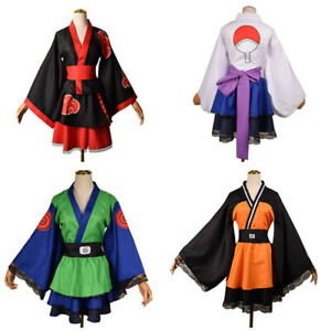 Anime Naruto Shippuden Hatake Kakashi Fancy Dress For Halloween Cosplay Costumes