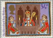 GREAT BRITAIN -1986- Christmas 1986 - Folk Customs - MNH Stamp - Scott #1167
