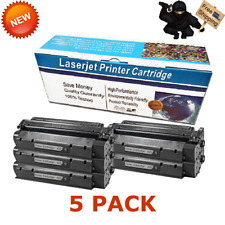 5 PACK X25 Toner Cartridge 8489A001AA For Canon MF3110 MF3220 MF3240 LBP-3200