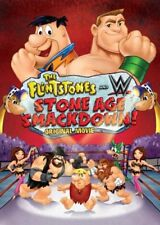 The Flintstones And WWE: Stone Age Smackdown! [2015] (DVD)