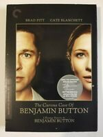 The Curious Case of Benjamin Button (DVD, 2009, 2-Disc Set, Canadian Release...