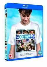 500 Days of Summer (2009) Blu-Ray - NEW & SEALED - FAST & FREE UK DELIVERY