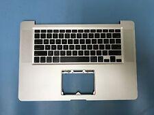"""MacBook Pro 15"""" A1286 2008 Early 2009 SPLIT Top Case Palmrest Keyboard 30dayWTY"""