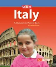 Italy: A Question and Answer Book (Fact Finders: Questions and Answers: Countrie