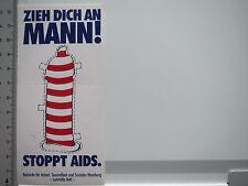Aufkleber Sticker Aids - Präservativ - Kondom - Gesundheit 1 (5208)
