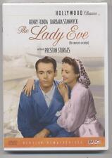 NEUF DVD THE LADY EVE UN COEUR PRIS AU PIEGE 1941 HENRY FONDA BARBARA STANWYCK