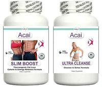 T5 Acai Fat Burner Colon Cleanse Weight Loss Slimming Aid Diet Pills Tablets