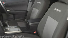 TOYOTA AURION SEAT COVERS REAR FABRIC TYPE GSV50 ATX TOURING FEB 2012> GENUINE