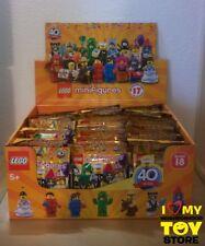 RETIRED - LEGO 71021 MINIFIGURES SERIE 18 FESTA PARTY (2018) - SEALED ENVELOPE