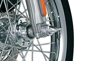 Harley Kuryakyn Achskappen Twisted Chrome Touring 80-99 Softail XL Dyna 1217
