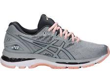 ASICS Gel-nimbus 20 Grey Pink Women Gear Road Running Shoes SNEAKERS T850n-9696 7
