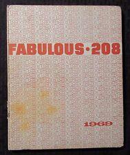 1969 FABULOUS 208 Annual Hardcover UK VG- 3.5 Beatles - Monkees - Bee Gees