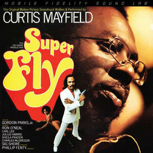 Super Fly by MAYFIELD,CURTIS