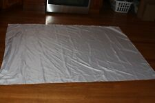 """Hookless Shower Curtain Liner With Snaps 70"""" W X 54"""" H Polyester WHITE $18"""
