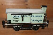 Aus Sammlungsauflösung ? Märklin Mineralwasserwagen 1997 Spur 0