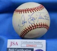 Danny Tartabull JSA Coa Autograph American League OAL Hand Signed BasebaLL