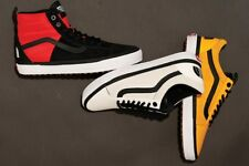 Vans Vault x The North Face TNF UA OLD SKOOL MTE DX SK8-HI White Yellow Red 5-13