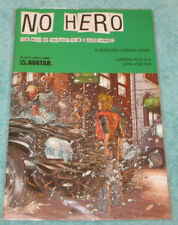 No Hero #4 (wrap) VF/NM; Avatar