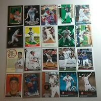 David Wright New York Mets (20) Tops Chrome, Topps Town, Starquest, Breaking Out