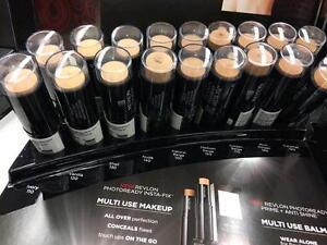 Revlon PhotoReady Insta-Fix Makeup Foundation Stick ~ Choose From 10 Shades