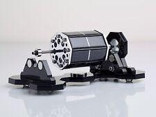 8-flächiger Mendocino Motor Solarmotor Magnetlagerung Stirling Klose GbR