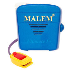 Malem Bedwetting Alarm - MO5 Ultimate 1+ Record - Blue