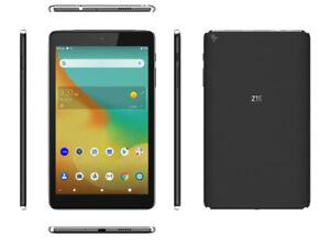 "ZTE ZPAD 8 K83V 32GB 8"" 4G LTE Android Tablet Verizon + GSM Unlocked Brand New"