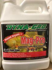 Dyna Gro Mag Pro - dyna-gro fertilizer plant nutrient flower qt