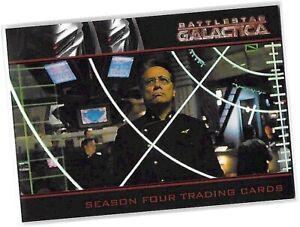 Battlestar Galactica Season 4 (Four) - CP1 Promo Card - Philly Non Sports Show