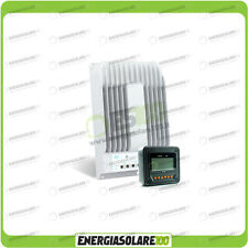 Kit Regolatore di Carica Epsolar Tracer Serie BN 20A 12-24V 150Voc + Display MT5