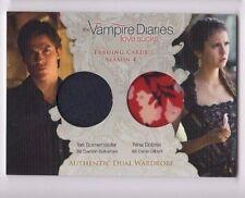 Vampire Diaries season 4 dual costume card DM2
