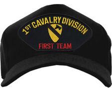 "1st Cavalry Division ""First Team"" Hat / U.S. Army Baseball Cap"