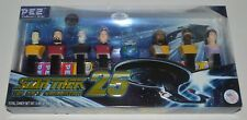 PEZ Star Trek NEXT GENERATION 25th Anniversary Walmart Limited Edition Set