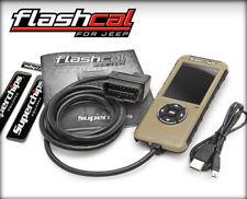 Superchips Flashcal F5 Programmer Fits: Jeep Wrangler JK  Unlimited  07-16 3571