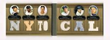 2007 Topps Triple Threads Relics Combos DOUBLE GOLD 7/9! Cepeda,Snider,Podres,