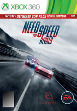 Need for Speed Rivals XBOX 360 Games Sony PAL New XBOX360