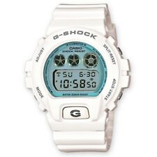 Casio G-Shock Crazy Colors Gloss White Blue Watch Rare Limited Edition DW-6900PL