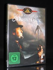 DVD MOBY DICK - 1956 - GREGORY PECK + ORSON WELLES - Regie: JOHN HUSTON * NEU *