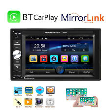 1080P Bluetooth Car Stereo Radio 2DIN 6.2