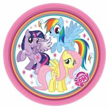 Pack 8 My Little Pony Platos De Papel Fiesta De Cumpleaños De Chicas Crepúsculo