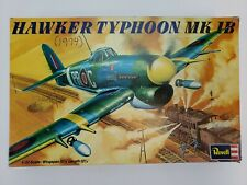 Revell 1:32 Hawker Typhoon Mk.1B Mk.IB Plastic Aircraft Model Kit #H-266UX