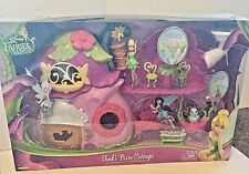 NEW Disney Fairies Tink's Pixie Cottage Tinker Bell Ultimate Fairy House Playset