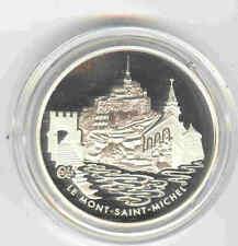 LOT 1,50 EURO  ARGENT 2002 MONT SAINT MICHEL- MONTMARTRE - EUROPA