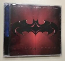 Batman & Robin Motion Picture Soundtrack Sealed CD Warner Bros Clooney DC Comics