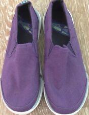 Teva Women's Wander Purple Slip On Shoe 7M EUC
