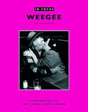 Weegee (In Focus), Keller, ., New Book