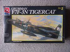 AMT/ERTL 1/48 F7F-3N Tigercat (Nightfighter)