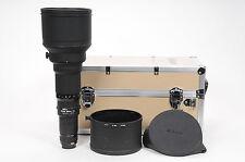 Nikon Nikkor AI-S 600mm F4 ED IF Lens 600/4 AIS                             #664