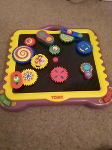 Tomy Magnetic Activity Board Magnets Clever Cogs